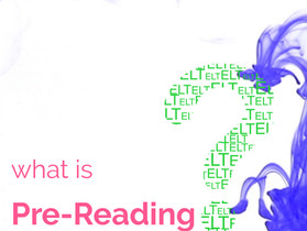 What is Pre-Reading or Pre-Listening?