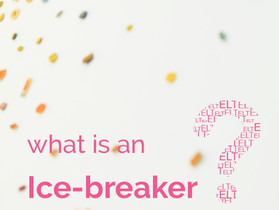 What is an Ice-breaker?