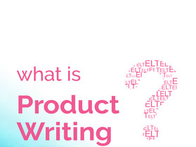 What is Product Writing?