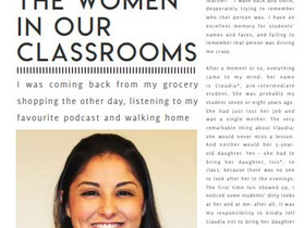 Empowering the women in our classrooms