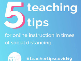 5 Teaching Tips - Covid-19