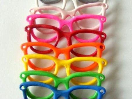 Unes ulleres negres
