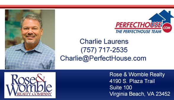 Charlie Laurens
