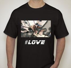 #Love (Light) T-shirt