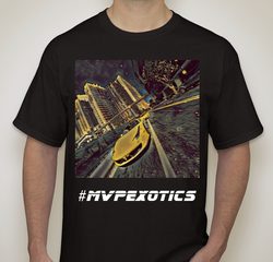 #MVPExotics3 (Light) T-shirt