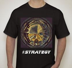 #Strategy (Dark) T-shirt