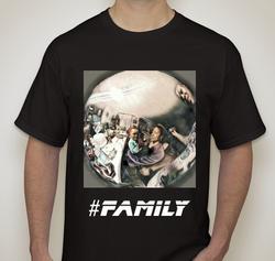 #Family (Light) T-shirt