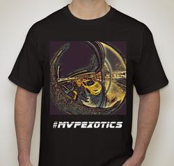 #MVPExotics2 (Dark) T-shirt