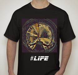 #Life (dark) T-shirt