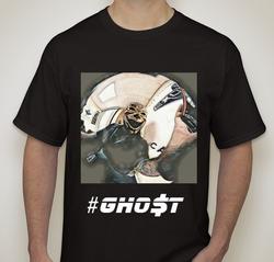 #Gho$t (light) T-shirt
