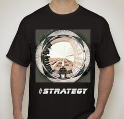#Strategy (Light) T-shirt