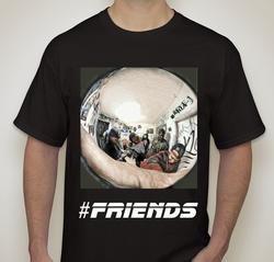 #Friends (Light) T-shirt
