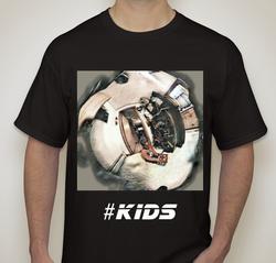 #Kids (light) T-shirt