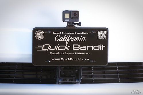 Quick Bandit-Action Camera Edition