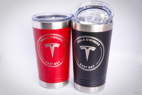 Customized 16oz Stainless Steel Tumbler