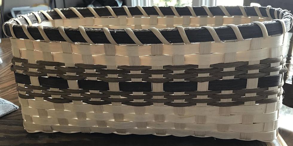 Basket Weaving Class (1)
