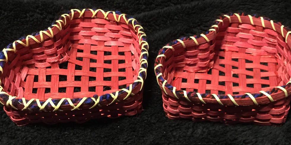 Basket Weaving with Lorelea
