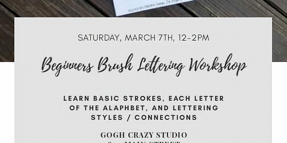 Hand Lettering Class with Darian Combs (1)