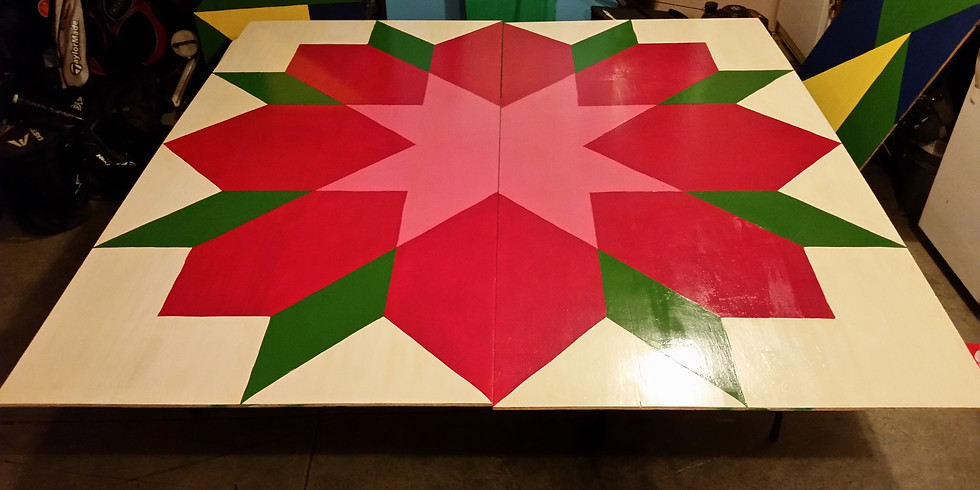 Barn Quilt Class Design Your Own Pattern (1)