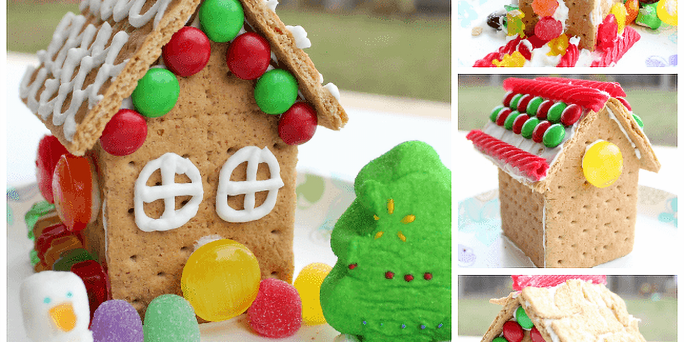 Gingerbread House Kids Night (Parent's Night Out) (1)