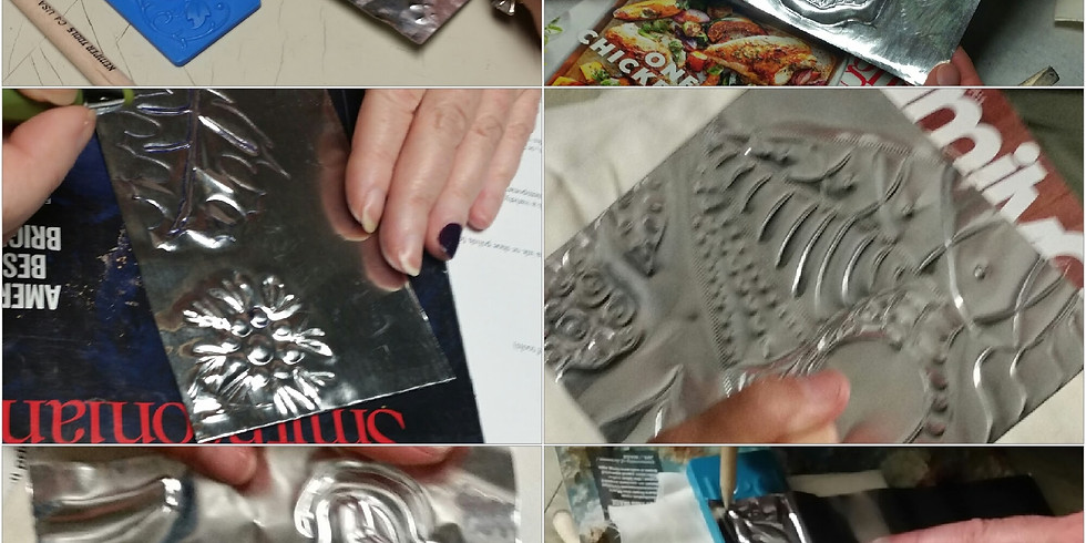 Private Metal Tooling Craft Class with L K