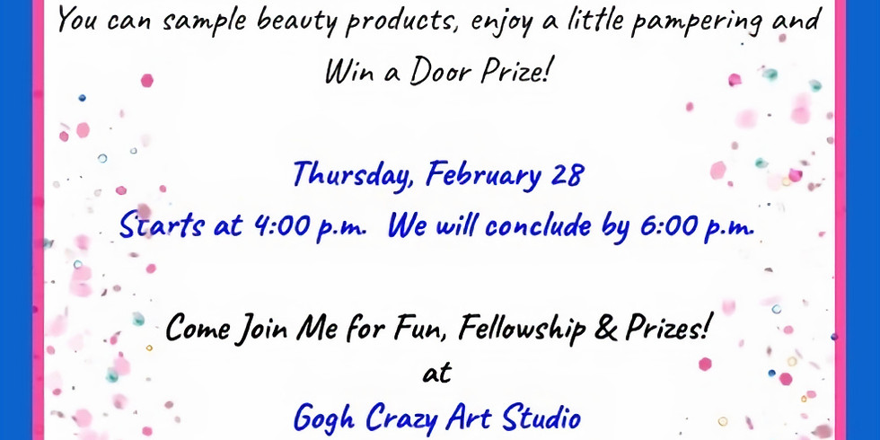 Mary Kay Product Presentation & Trunk Show
