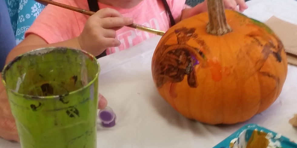 Facebook Great Pumpkin Decorating Contest