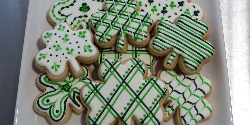 Private Cookie Decorating Class (1)