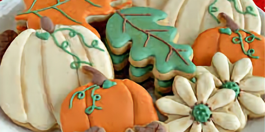 Fall Cookie Decorating Class   (1)