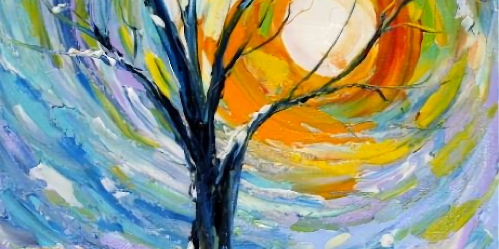 Watercolor Painting Lessons Tweens Teens Adults Feb. 10.17.24