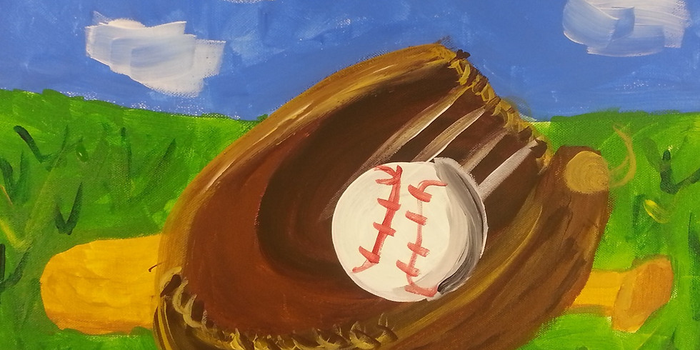 Shelby Middle Baseball Painting Fundraiser