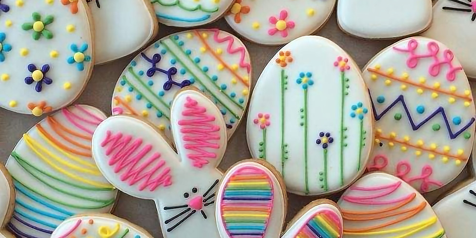 Easter Cookie Decorating Class  (2)