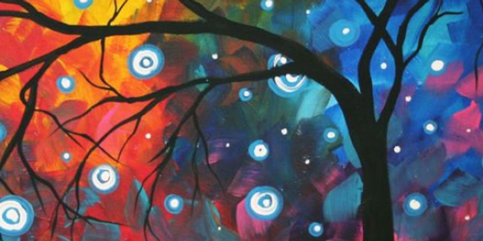 Watercolor Painting Lessons Tween Teen Adult Feb.17.24