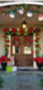 christmas door decorating gogh crazy 2.j