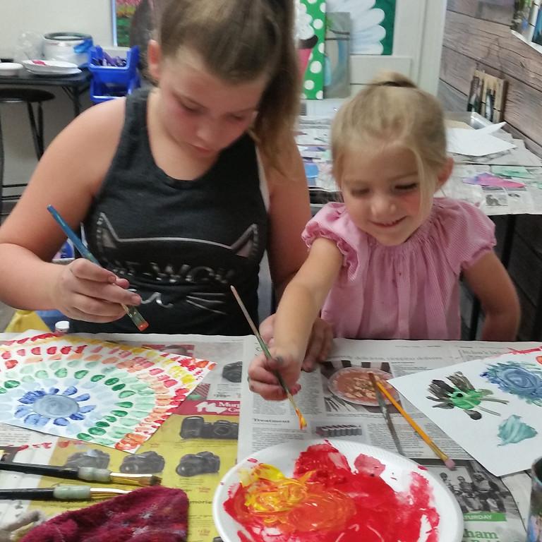 Elementary Art Lesson 1st-5th Grade (14)
