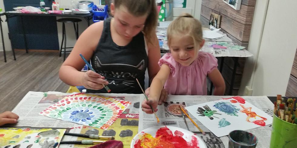Elementary Art Lesson 1st-5th Grade (10)