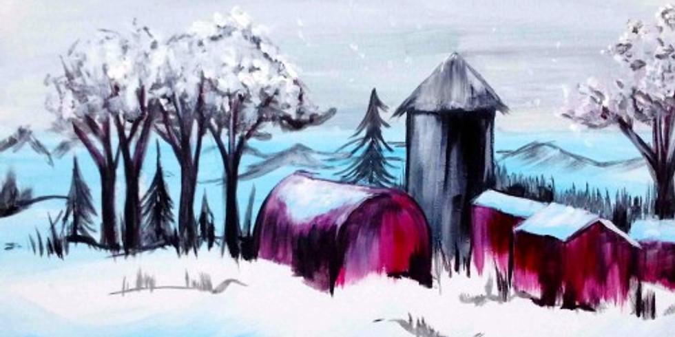 Watercolor Painting Lessons Tween/Teen/Adult  Feb. 3.10.17.24