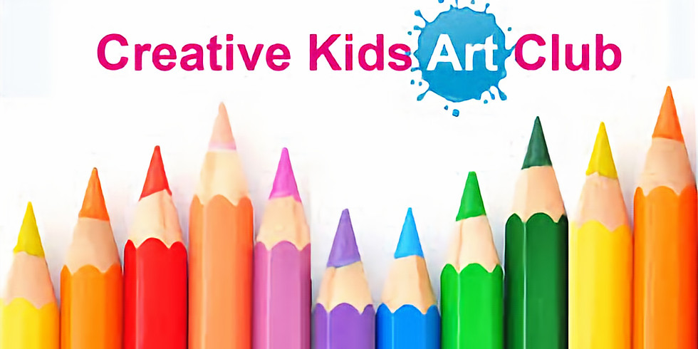 Kids Art Club Recommended age 5-10 (3)