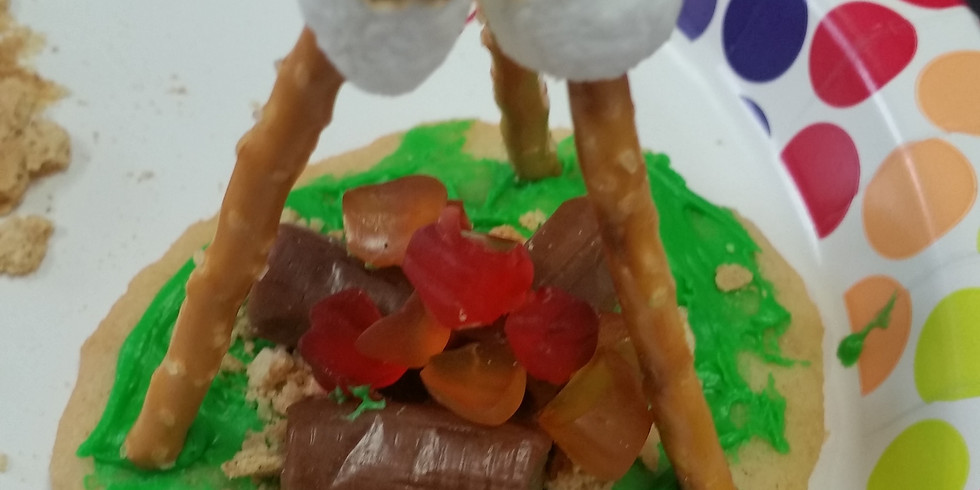 Wright Elementary After School Food Art-Private