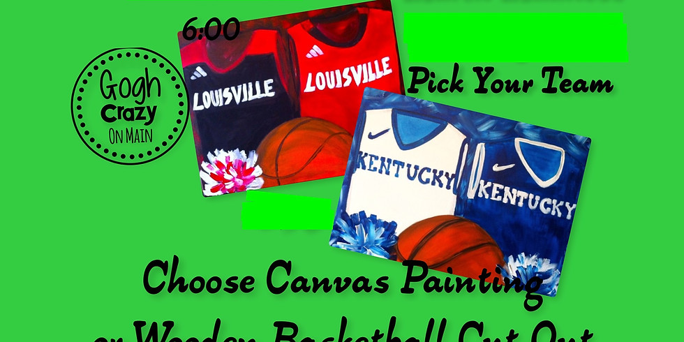 March Madness Special 30% off select wood and canvas designs (2)
