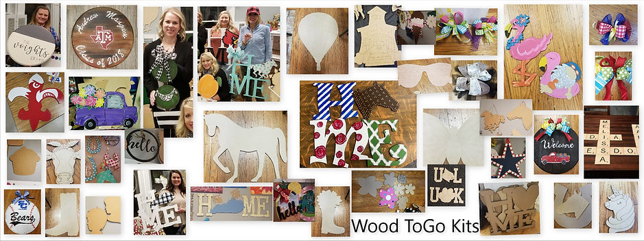 wood togo kits door hangers gogh crazy.j