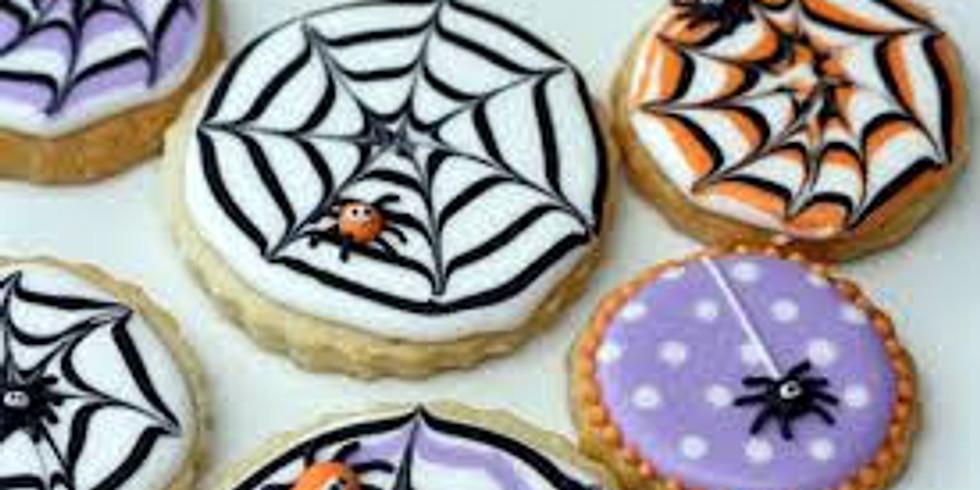 Halloween Sugar Cookie Decorating Class (1)