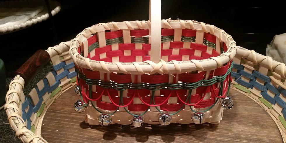 Basket Weaving Class-Design TBA