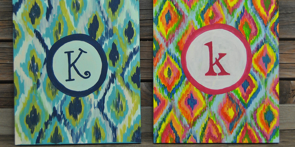 IKat Canvas Painting Choose Your color