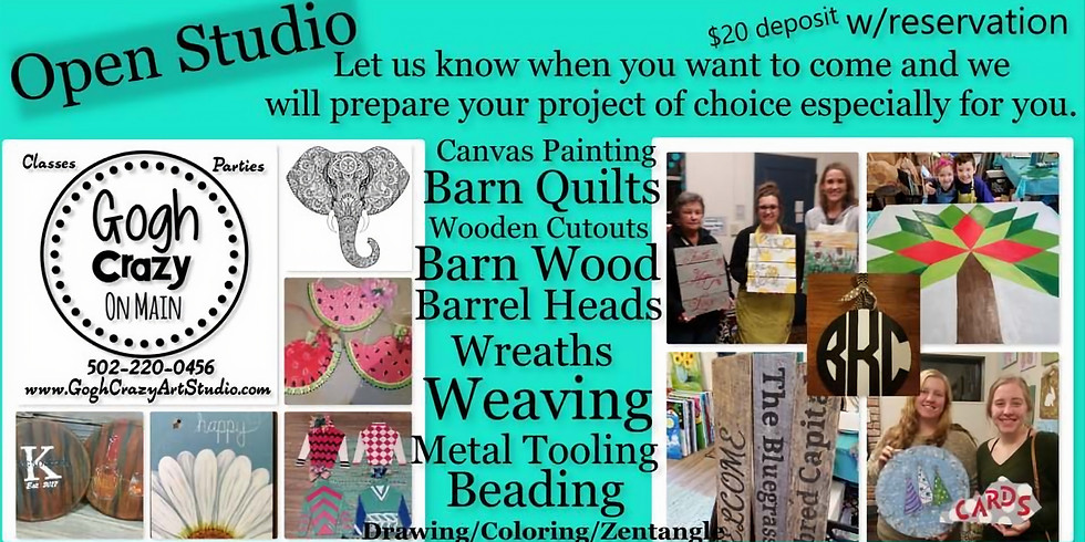 Open Studio-Choose Your Own Project (9)