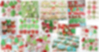 Christmas Sugar Cookie Collage Design Id