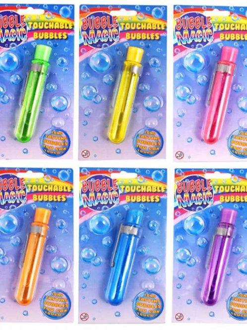 Bubble Magic Touchable Bubbles