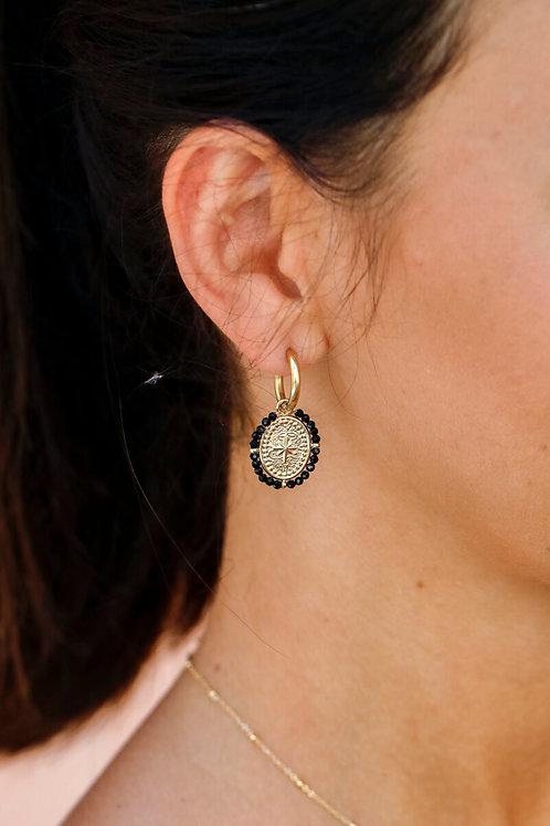 Boucles d'oreilles Savana 1