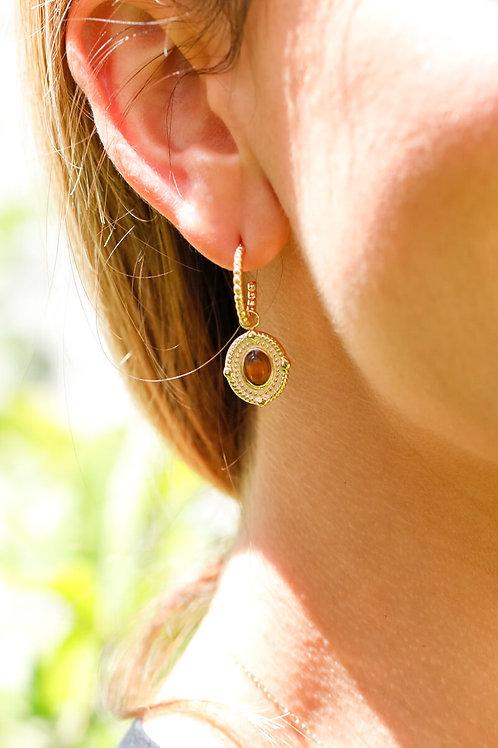 Boucles d'oreilles Paloma 1