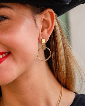 Boucles d'oreilles Morgane